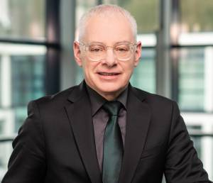 Jurgen Barke - Secretary of State - Saarland