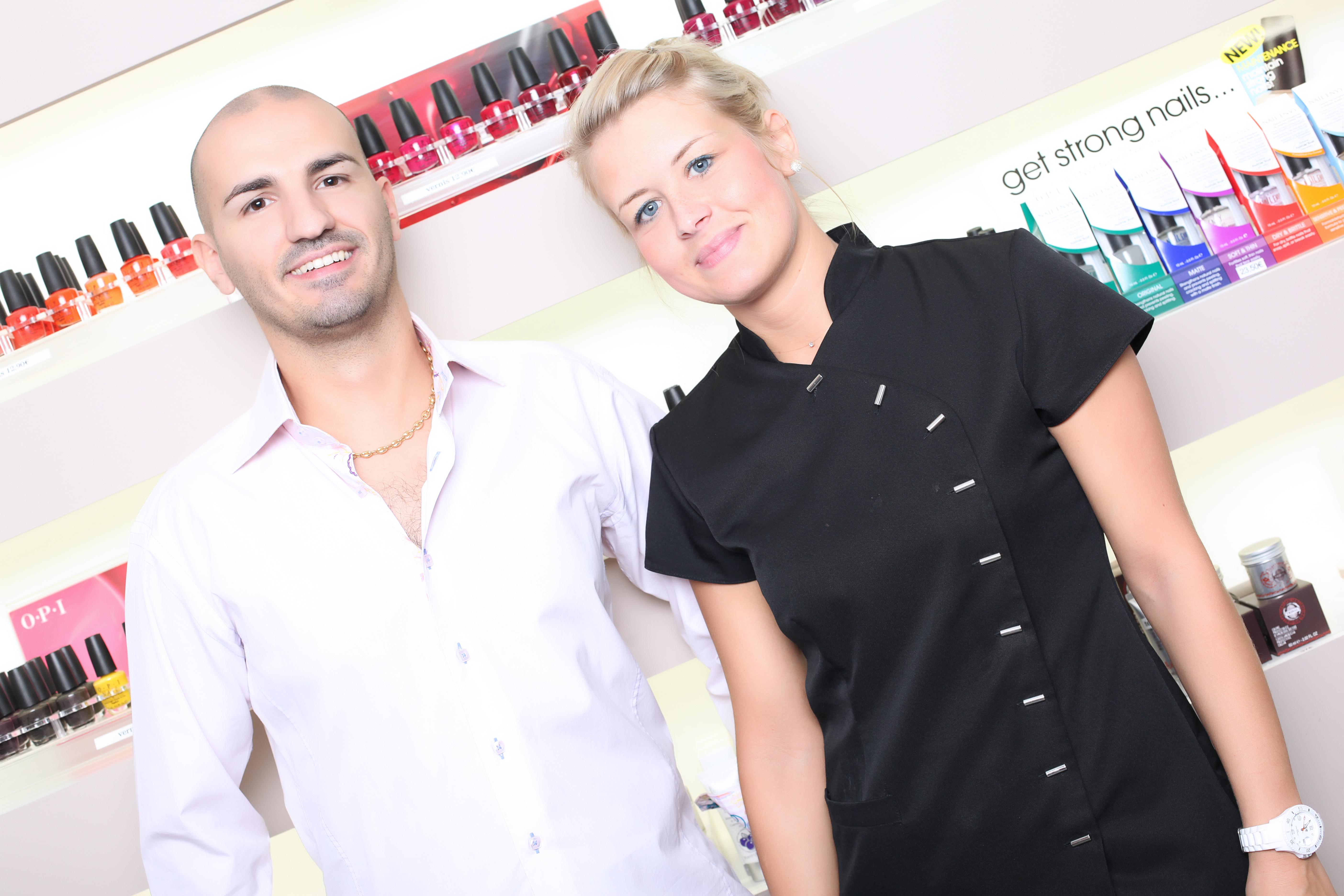 Jennifer ROSE et Nicolas MENDES