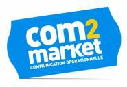 Hugues DE MONTERNO - COM2MARKET