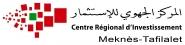 Hassan BAHI  - CENTRE REGIONAL D'INVESTISSEMENT MEKNES-TAFILALET