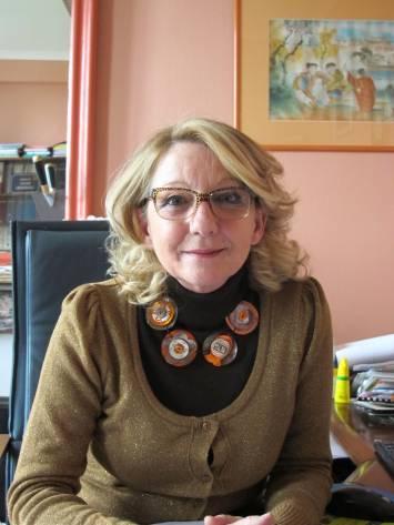 Martine LEGRAND - Communaut� de communes des Sablons