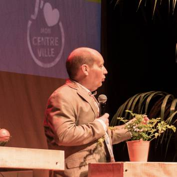Pierre CREUZET - Association Centre-Ville en Mouvement