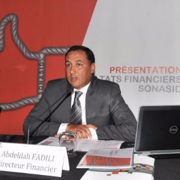 Abdelilah  FADILI - SONASID