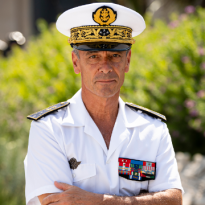 Amiral Laurent ISNARD -