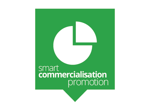 Commercialisation promotion